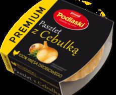 Pasztet Podlaski Premium z Cebulką